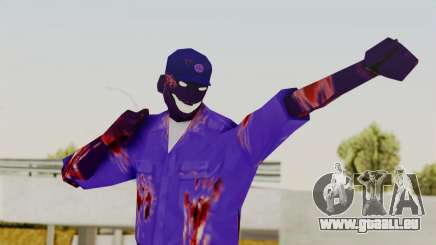 FNAF Purple Guy pour GTA San Andreas