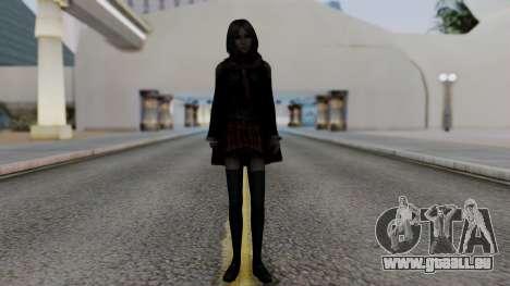 Final Fantasy Type 0 - Rem Tokomiya für GTA San Andreas zweiten Screenshot