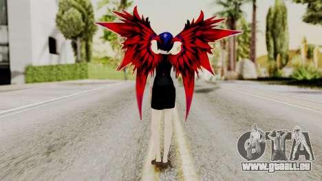 Touka Kirishima (Tokyo Ghoul) v2 für GTA San Andreas dritten Screenshot