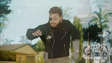 Venom Snake [Jacket] Rocket Arm für GTA San Andreas