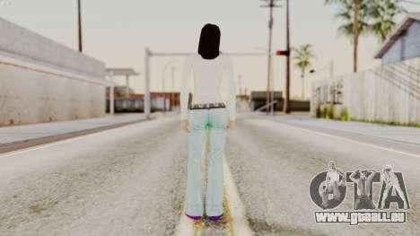 Ofyst CR Style pour GTA San Andreas troisième écran