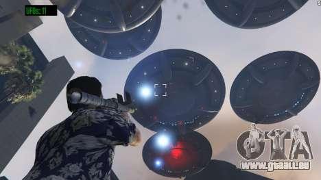 GTA 5 UFO Invasion 1.0.1 Siebter Screenshot