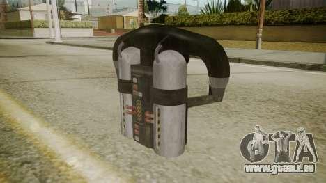 Atmosphere Jetpack v4.3 für GTA San Andreas