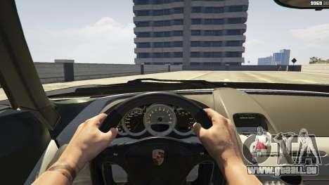 GTA 5 Porsche Carrera GT 1.2 vorne rechts Seitenansicht