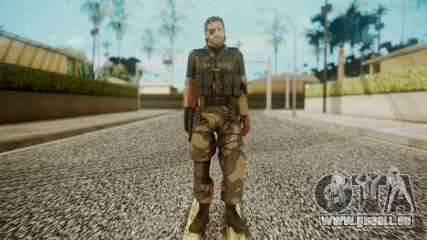 Venom Snake Splitter pour GTA San Andreas deuxième écran