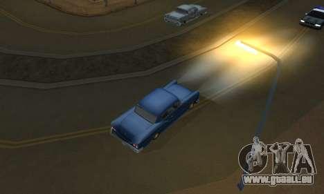 Realistic Lights pour GTA San Andreas quatrième écran