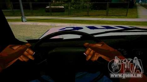 UAZ hunter PPP-Service für GTA San Andreas Seitenansicht