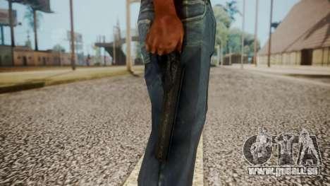 Revenant (Dantes Shotgun) from DMC pour GTA San Andreas troisième écran