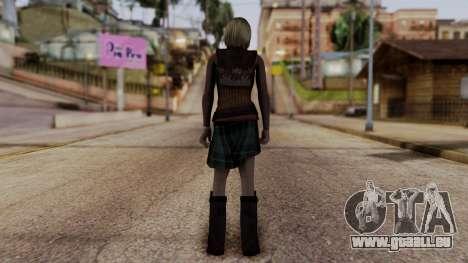 Resident Evil 4 Ultimate HD - Ashley Graham für GTA San Andreas dritten Screenshot