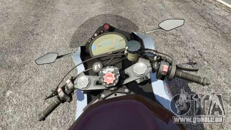 Kawasaki Ninja ZX-6R [Beta] für GTA 5