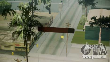 Atmosphere Flare v4.3 pour GTA San Andreas