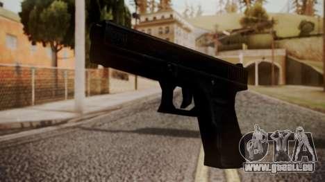 Colt 45 by catfromnesbox für GTA San Andreas