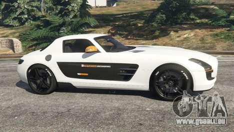 Mercedes-Benz SLS AMG Coupe pour GTA 5