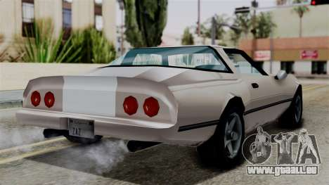 Phoenix from Vice City Stories für GTA San Andreas linke Ansicht
