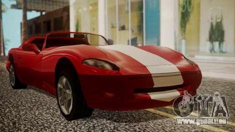 Banshee Edition 2015 für GTA San Andreas