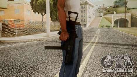 MP5 by catfromnesbox für GTA San Andreas dritten Screenshot