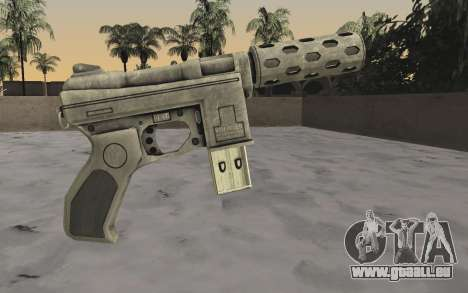 GTA 5 Tec-9 für GTA San Andreas