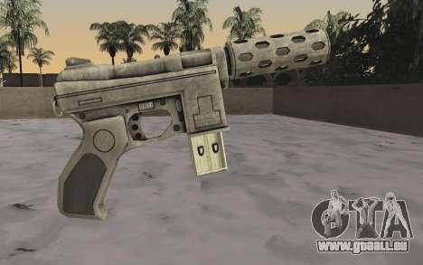 GTA 5 Tec-9 pour GTA San Andreas