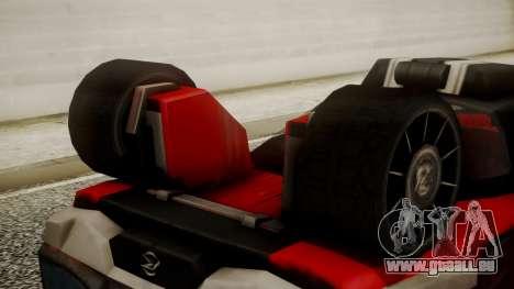 Tridoron-3000 für GTA San Andreas rechten Ansicht