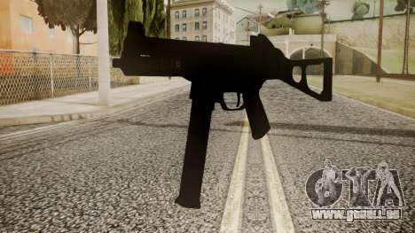 MP5 by catfromnesbox pour GTA San Andreas