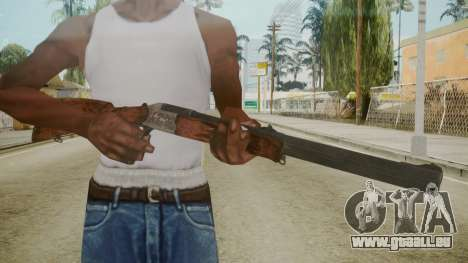 Atmosphere Rifle v4.3 für GTA San Andreas dritten Screenshot