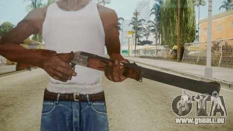 Atmosphere Rifle v4.3 pour GTA San Andreas troisième écran