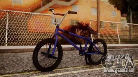 Nueva BMX pour GTA San Andreas
