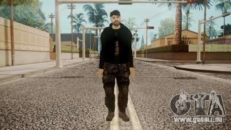 Custom Survivor 1 für GTA San Andreas zweiten Screenshot