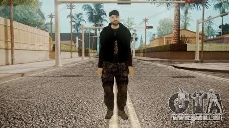 Custom Survivor 1 für GTA San Andreas zweiten Screenshot