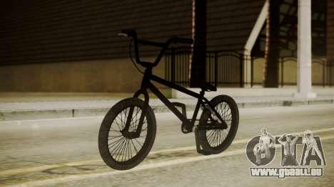 BMX Poland pour GTA San Andreas