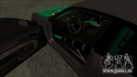Nissan 200sx Drift pour GTA San Andreas vue de droite