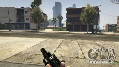 GTA 5 MW3 MP5 fünfter Screenshot