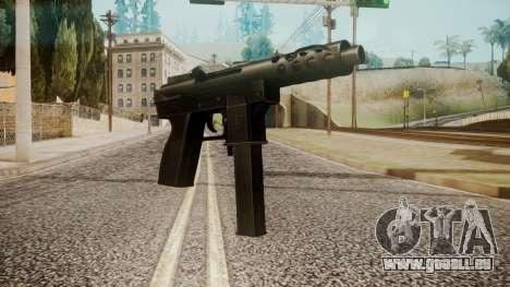Tec 9 by catfromnesbox für GTA San Andreas