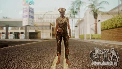 Clicker - The Last Of Us pour GTA San Andreas deuxième écran