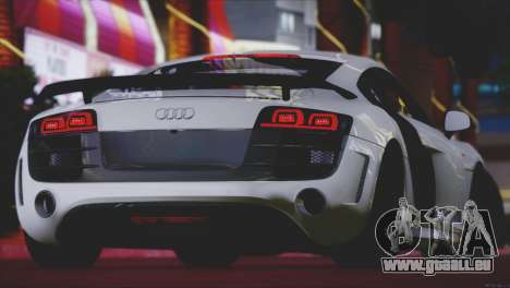 Audi R8 GT 2012 Sport Tuning V 1.0 pour GTA San Andreas