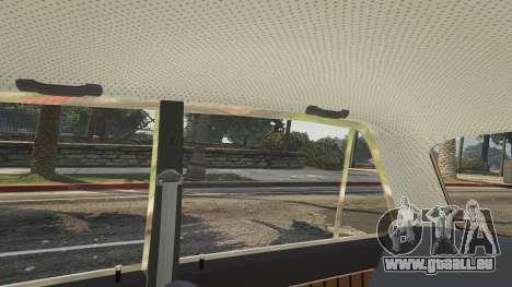 GTA 5 VAZ 2103 volant