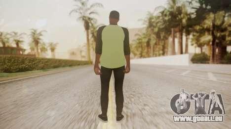 GTA Online Skin pour GTA San Andreas troisième écran
