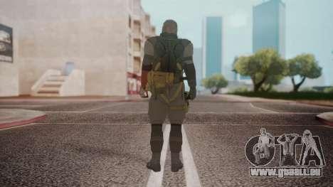 New Venom Snake pour GTA San Andreas troisième écran