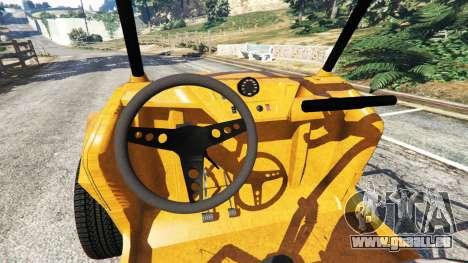 Polaris RZR 4 für GTA 5