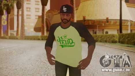 GTA Online Skin pour GTA San Andreas