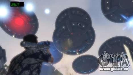 GTA 5 UFO Invasion 1.0.1 achten Screenshot