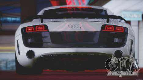 Audi R8 GT 2012 Sport Tuning V 1.0 pour GTA San Andreas roue