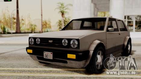 Updated Club Beta v2 pour GTA San Andreas