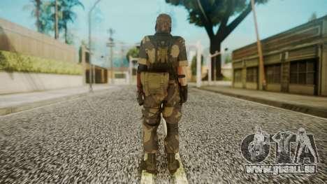 Venom Snake Splitter pour GTA San Andreas troisième écran
