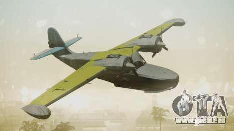 G-21A Argentine Naval Aviaton pour GTA San Andreas