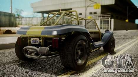 GTA 5 BF Bifta für GTA San Andreas Rückansicht
