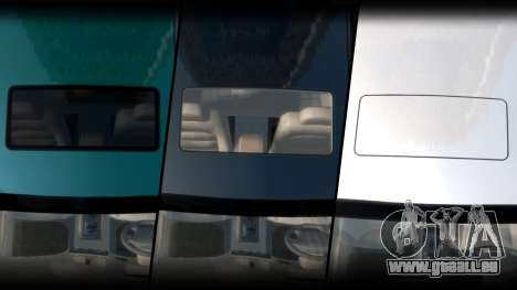 Daewoo Nubira I Sedan SX USA 1999 für GTA 4 obere Ansicht
