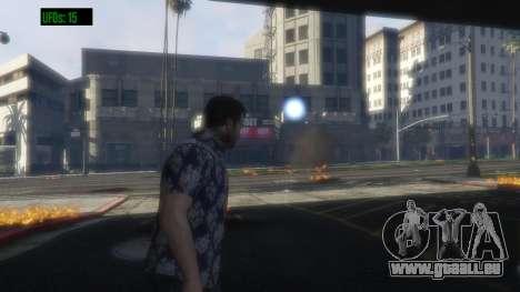 GTA 5 UFO Invasion 1.0.1 sechster Screenshot