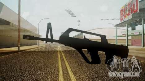 KH-2002 Battlefield 3 pour GTA San Andreas deuxième écran