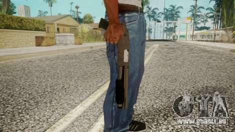 Sawnoff Shotgun by EmiKiller für GTA San Andreas dritten Screenshot